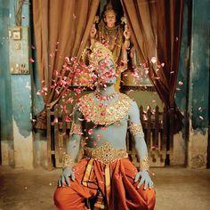 "From ""The Definitive Reincarnate"" series, 2003-2006, Nandini Valli Muthiah"