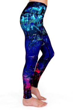 RE3 Urban Vibes Legging