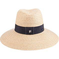 Maison Michel Straw Hat as seen on Selena Gomez