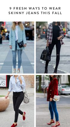 This is how to rock your skinny jeans this fall with these tips.