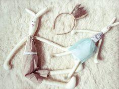króliki Mimiu :) handmade, nanuszka.pl