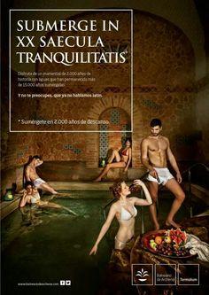 Publicidad de Balneario de Archena