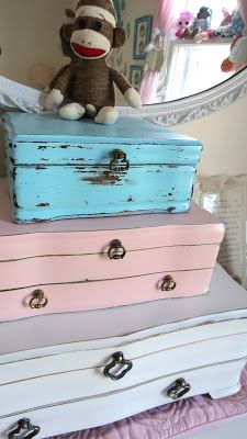 Upcycle cutlery boxes