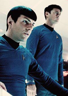 Star Trek -  Spock & Bones