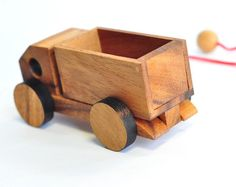 Popular items for wooden toy cars on Etsy