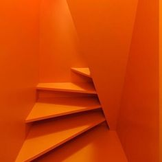 orange, aesthetic, and stairs kép