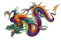 chinese dragon  images | Dragon Tattoo Meaning | Ideas