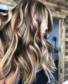 38 Insta Looks Of Mocha Blonde Balayage