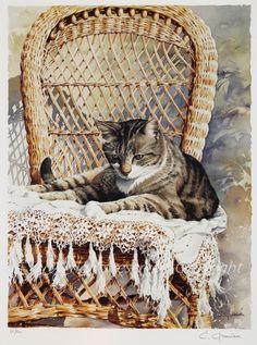 Watercolor by Christian Graniou