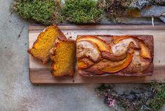 Saftiges Kürbis-Brot aus Hokkaido Kürbis, das Rezept dazu findest du auf unserem MERKUR Blog! Healthy Recipes, Healthy Food, Food Inspiration, Bread, Blog, Banana, Pumpkin Bread Recipes, Bread Baking, Food And Drinks