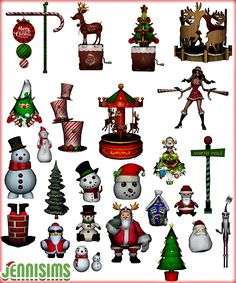 Addobbi Natalizi The Sims 3.Le Migliori 10 Immagini Su The Sims 4 Natale The Sims Sims Sims 4