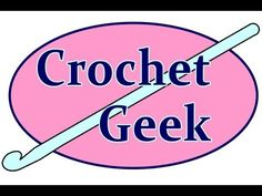 Watch how to crochet