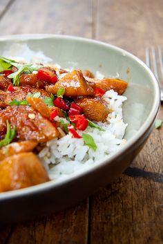 Teriyaki Chicken - Simply Delicious— Simply Delicious