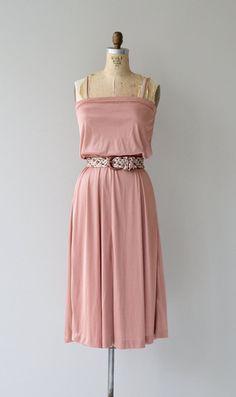 Rosetta dress vintage 70s dress 1970s sundress by DearGolden
