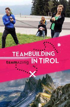 Teambuilding in Tirol - Ob im legendären Kitzbühel, in den bezaubernden Bergen hinter Innsbruck oder an einem glitzernden See in Osttirol: Wir organisieren dein perfektes Teamerlebnis.