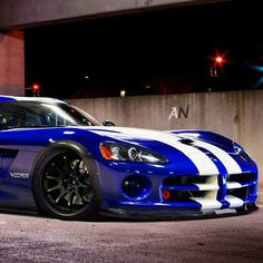 Snake - Dodge Viper