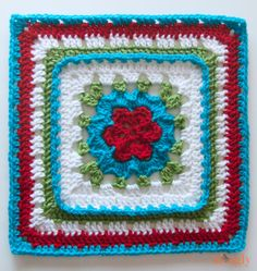 The 2014 Moogly Afghan Crochet-a-Long: Block #4! - moogly