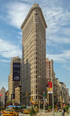 New York Buildings, Unique Buildings, Amazing Buildings, Alexandre Martins, World Trade Center Nyc, Image Deco, Ville New York, Building Photography, Flatiron Building