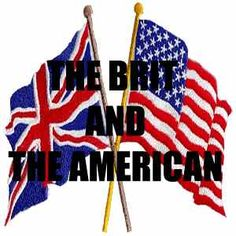 The brit and the american