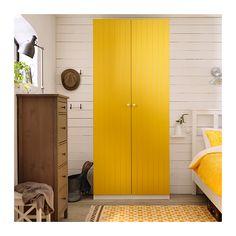 PAX Wardrobe - standard hinges - IKEA slim tall wardrobe £220
