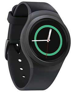 Samsung Gear S2 R730A ATT  WiFi Smartwatch  Dark Gray Certified Refurbished * To view further for this item, visit the image link.