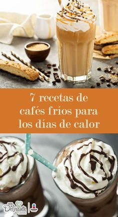 Excellent simple ideas for your inspiration Yummy Drinks, Yummy Food, Frappe Recipe, Deli Food, Milkshake Recipes, Vegetable Drinks, Coffee Cafe, Coffee Recipes, Sweet Recipes