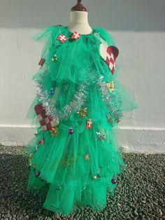 Den er skam god nok ;o) Godten ville være klædt ud som juletræ til fastelavn i år :o)) Af en eller anden grund melder fastelavnskostumern...