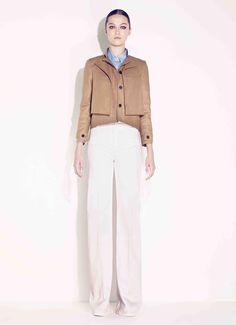 Maje Spring / Summer Collection - Entrevue Short Trench