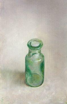 www.postcardfromholland.com Lonely little bottle