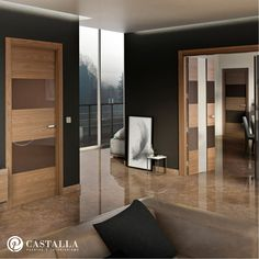 Puerta de Interior | Modelos Hermes | Serie Imagin | Puertas Castalla Hermes, Bathroom Lighting, Lockers, Locker Storage, Divider, Architecture, Furniture, Interior Doors, Home Decor