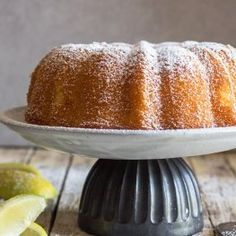 Italian Lemon Cake a delicious moist Cake, and all you need is a tablespoon for measurement. Fast and Easy and so good. The perfect Breakfast, Snack or Dessert Cake Recipe. Dessert Cake Recipes, Lemon Desserts, Lemon Recipes, Easy Recipes, Salad Recipes, Sweets Recipe, Italian Lemon Cake, Cheesecakes, Lemon Pudding Cake