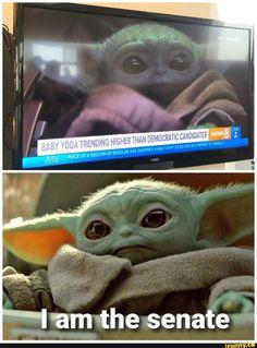 52 Of Today's Freshest Pics And Memes risa 52 Of Today's Freshest Pics An… - Humor Star Wars Witze, Star Wars Jokes, Stupid Funny Memes, Funny Relatable Memes, Funny Stuff, Funny Things, Random Stuff, I Am The Senate, Yoda Meme