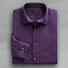 Marc Anthony Slim-Fit Dress Shirt