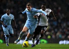 Edin Dzeko. #Soccer #Futball #Football #ManchesteCity