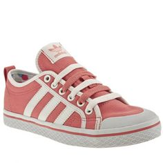 detailed look ebd44 af7a2 Womens Pale Pink Adidas Adi Honey Low Ii Stripes at Schuh