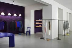 Schwarzhogerzeil Store by Sylvester Koziolek, Berlin – Germany » Retail Design Blog