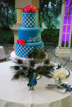 Cake Artist Judy Uson : 1000+ images about Wedding Inspirations: Blue on Pinterest ...