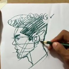 Caption this – 13 February 2020 Human Face Sketch, Human Face Drawing, Guy Drawing, Face Profile Drawing, Side Face Drawing, Pencil Art Drawings, Art Drawings Sketches, Easy Drawing Steps, Body Sketches
