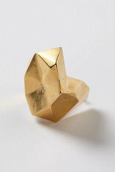 ++ geo prism ring