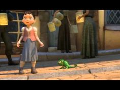 Tangled Ever After (2012) - A Short Film; had to watch this after finally watching Tangled