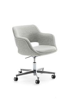 Kilta Chair with Castors | Contract Furniture | Martela