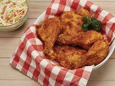 Recipes   Power AirFryer XL™ - Fried Chicken Thighs & Legs