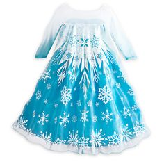 Elsa Costume Collection from Disney Store - frozen Photo