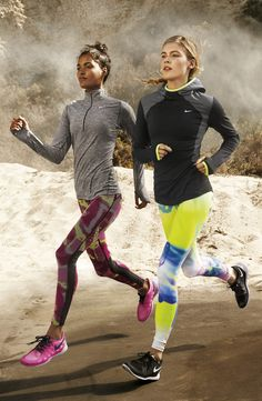 Nike  Legendary - Lava  Dri-FIT Tights  3ea355ff852bf