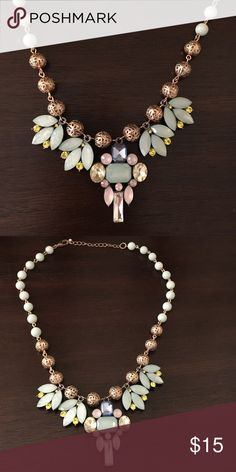 Beautiful Francesca's necklace Excellent condition Francesca's Collections Jewelry Necklaces