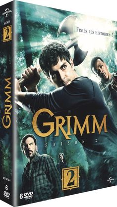 Grimm - Saison 2  - DVD NEUF SERIE TV