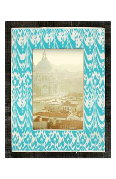 Argento SC 'Turquoise' 4x6 Picture Frame available at #Nordstrom     Now: $13.98 50% OFF