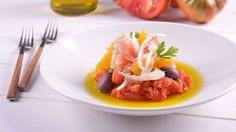 Ensalada fácil de bacalao y naranja - Gonzalo D'Ambrosio - Receta - Canal Cocina