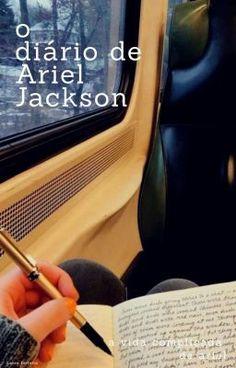"""""""Se você achou esse diário, por favor, não me odeie, mas foi a única … #fanfic # Fanfic # amreading # books # wattpad Ariel, Jackson, Wattpad, I Hate You, Jackson Family, Little Mermaids"""