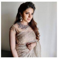 Half Saree Designs, Silk Saree Blouse Designs, Fancy Blouse Designs, Bridal Blouse Designs, Happy Diwali, Saris, Silk Sarees, Cotton Saree, Indian Sarees